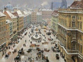 'Der Neue Markt in Wien', 1895