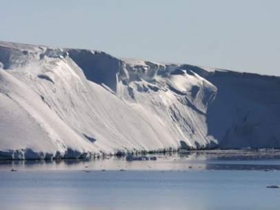 Glaciar antártico Totten