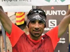 Hernando, campeón de la Copa del mundo de ultra trail, increpado por ser Guardia Civil