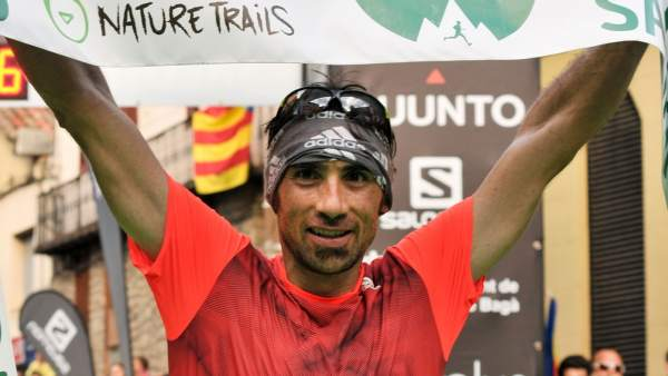 Luis Alberto Hernando, campeón mundial de Trail.