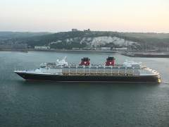 Disney Cruise Land en Dover