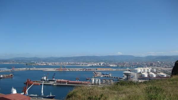 Las exportaciones asturianas en el primer trimestre sumaron 808 3 millones un 8 5 menos - Puerto de gijon empleo ...