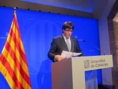 Moody's rebaja la calificación de la Generalitat a bono basura