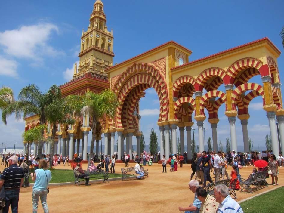 Turismo c rdoba se convierte en el primer destino de for Feria de artesanias cordoba 2016