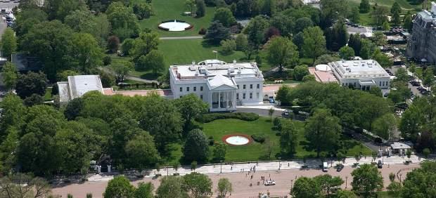 Bloquean los accesos a la Casa Blanca por un tiroteo en los alrededores del edificio