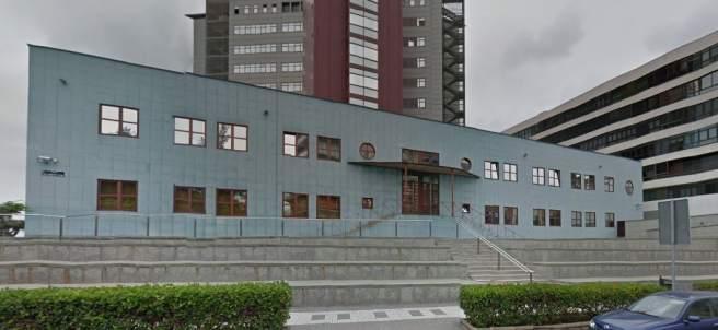Comisaría Central de la Policía Nacional en Las Palmas.