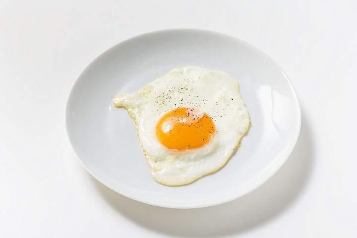 Huevos fritos congelados una t cnica que novedosa que se for Cocinar yema de huevo
