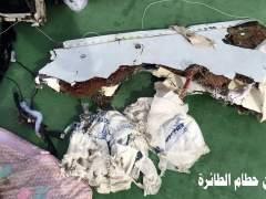 No se puede confirmar que hubo una explosión en el vuelo de Egyptair