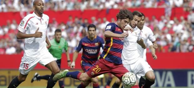 Barcelona y Sevilla quieren ponerle la guinda a sus temporadas con la Copa del Rey