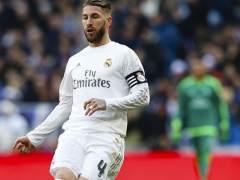 """Sergio Ramos: """"Del Atlético me gusta Griezmann"""""""