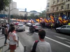 Madrid denuncia la marchaneonazi del día 21 por delitos de odio