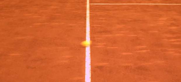 ¿Serías un buen juez de línea de tenis? Ahora lo puedes comprobar con un juego 'online'