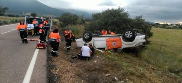 El número de fallecidos en accidente de tráfico sube un 6% en los cinco primeros meses