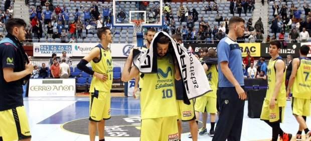 Drama para el Estudiantes: desciende de la ACB