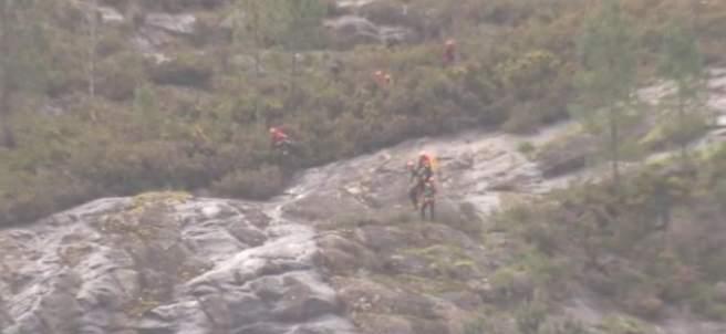 Rescate en Ourense
