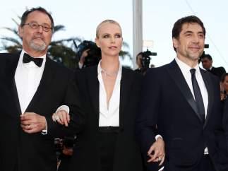 Bardem en Cannes