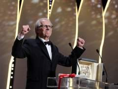 Ken Loach logra su segunda Palma de Oro en Cannes con 'I, Daniel Blake'