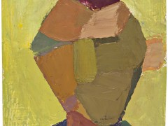 El arte de Maria Lassnig sobre la conciencia traumática del cuerpo