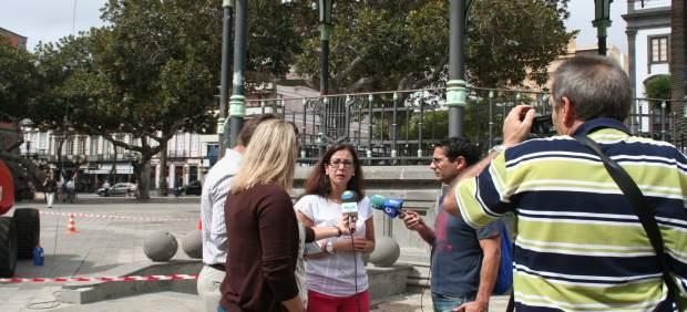 La presidenta de NNGG Canarias dice que la dimisión de la dirección en Gran Canaria se debe a ...
