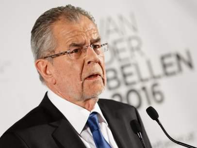 Alexander Van Der Bellen