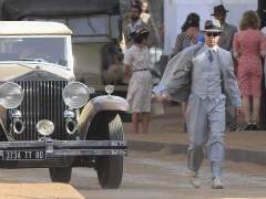 Brad Pitt rescata a una niña durante su rodaje en Gran Canaria