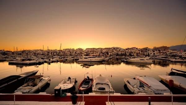 turismo la costa del sol segundo enclave que m s On puerto del sol turismo