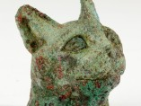 Egyptian, Eleventh Dynasty - Head of Cat