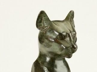 Egyptian - Cat, 26th Dynasty (672-525 BCE)