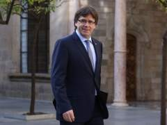 """Puigdemont: """"El proceso independentista no preocupa al Estado español"""""""