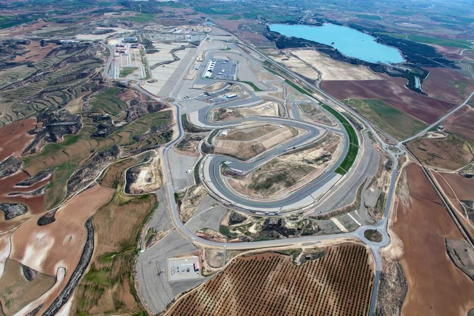 Circuito Alcañiz : El gobierno de aragón garantiza la continuidad del gran