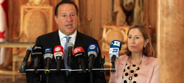 Las empresas españolas buscan en Panamá nuevos proyectos