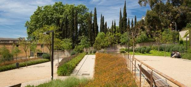Barcelona guanyar biodiversitat gr cies a una jardineria for Jardineria ecologica