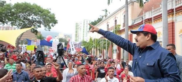 """Maduro dice que presentará acciones legales en España por la """"campaña de guerra"""""""