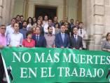 """AUDIO, NP Y FOTOS IU Critica El """"Nulo Interés"""" De Espadas Por Aplicar Políticas"""