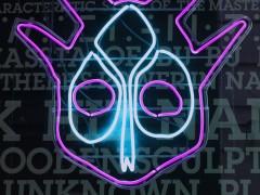 Artistas jóvenes recuperan el poder rebelde de las máscaras africanas