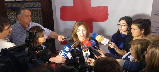 Los nueve refugiados ya en Zaragoza