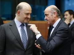 """De Guindos: """"Hay razones de peso que justifican que no haya multa para España por el déficit"""""""