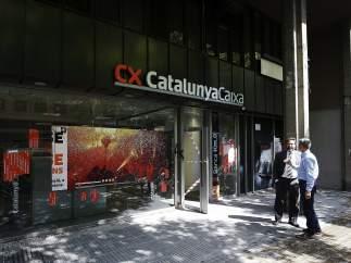 Banco expropiado de Gràcia.