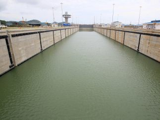 Concluye la ampliación del Canal de Panamá