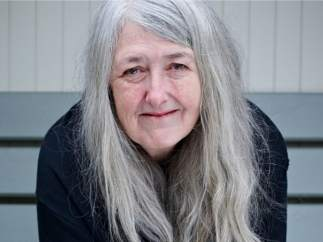 La historiadora Mary Beard