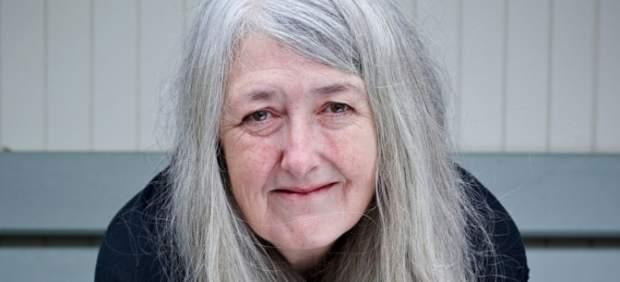 La historiadora Mary Beard