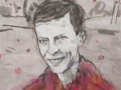 Los retratos radiográficos del pintor Enrique Martínez Celaya