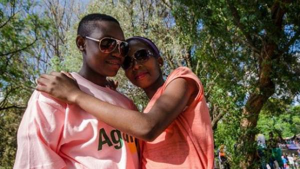 Homosexualidad en África