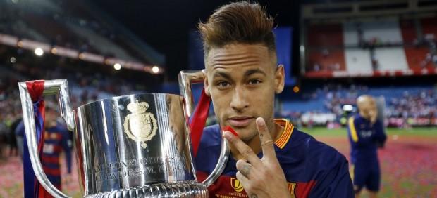 Neymar, ofrecido al Real Madrid