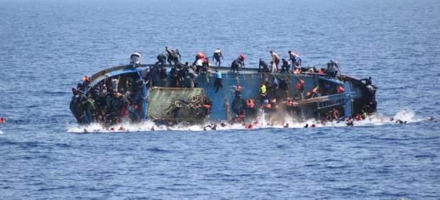 La OIM calcula que al menos 1.000 personas murieron en el Mediterráneo en la última semana