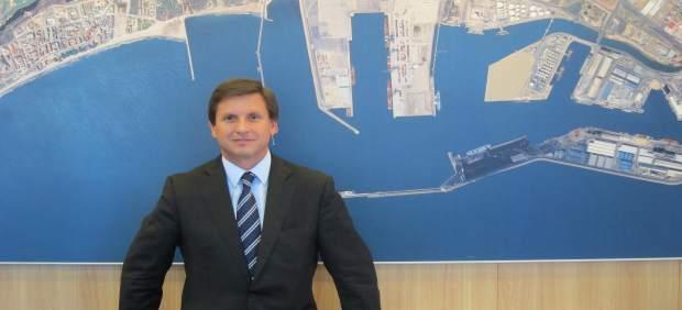 Resultado de imagen de Josep Andreu, presidente del Puerto de Tarragona