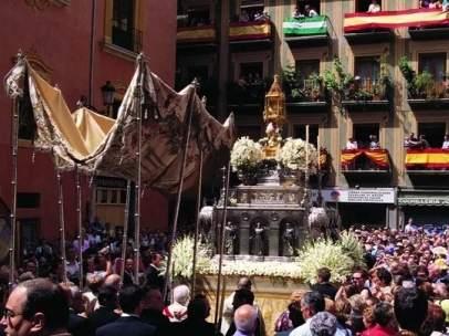 Corpus Christi en Granada