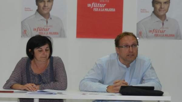 """L'arribada de l'AVE a Castelló amb retard és """"el colofó a 6 anys de desastre absolut"""" per al PSPV"""