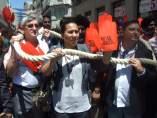 Familiares de Pablo Ibar, único español en el corredor de la muerte