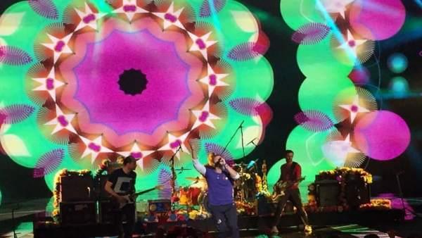Coldplay hace vibrar Barcelona